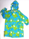 120 kids raincoat frog size 10P06jul10