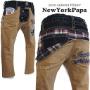 NEW YORK PAPA checkpoint American ' 77 denim 6300 yen (including tax) purchased in? s stylish children's clothing Korea キッズミオ» 120 cm
