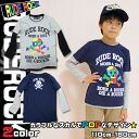 Korea kids clothes RUDE ROCK MOSH &DIVE colorful skull T shirt 6480 Yen? s stylish kids Mio] 110 cm 120 cm 130 cm-140 cm in the purchase is 150 cm-160 cm