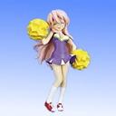 Et when lucky ATAGO master customer support the collection [8] Takara Miyuki ( cheerleader Ver.B )