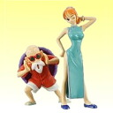 Dragon Ball Z × one piece (above) [5] roshi x NAMI