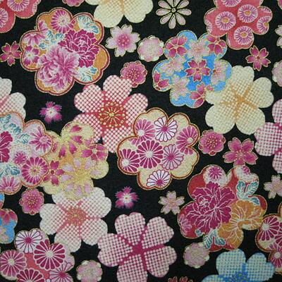 花纹)布料和服[布料布料和睦柄]