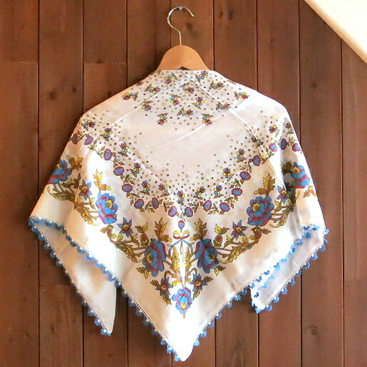 传统手工艺/土耳其的花边的啊绣围巾针制造的イーネ啊