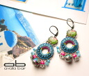 Ayala bar Classic Collection earrings mediterranean blue Mediterranean blue
