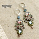 Ayala bar Classic Collection pierced earrings brilliant bouquet Brilliant Bouquet