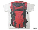 """Backpack"" - original print design short sleeve T shirt"