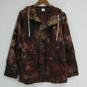 "Nylon mountain Parka (simplex) ""autumn camouflage'-fully qualified original pullover parka mens"