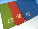 Embroidery tip wrapping cloth cotton 100%, kimono wrapping? 3 colors!