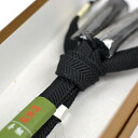 Fabric strap bracket with (grass at a combined braid flat pair black black) men's man kimono herringbone arrow blades set fs3gm
