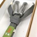 Haori strings with grass at a combined braid flat pair (gray grey) men's men kimono herringbone arrow blades set fs3gm