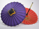 Handmade miniature habutae silk umbrella