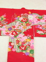 Kids baby clothes from shrine ohatsu wear hire women and girls No.102