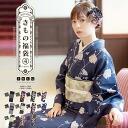 kimono special bag awase kimono +kyo obi +option 2items size S/M/L/TL/LL ladies kimono washable kimono.