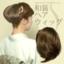 [R] fs3gm's Japanese style wig chignon type gold Brown (Ribe honpo 2007 / color 4)