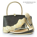 "Dress Sandals bag set mountain diamond proprietary ""black grey x Gold haze in Chinese ' Sandals size S/M/L/LL/3 L [R]"