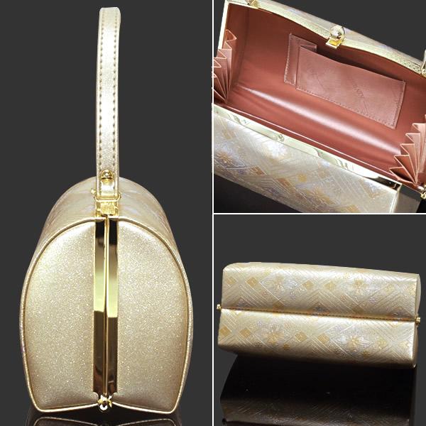 草履バッグセット 訪問着、留袖に 日本製
