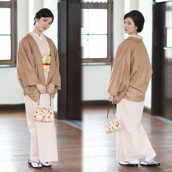 着物カーデ ウール羽織 フリーサイズ