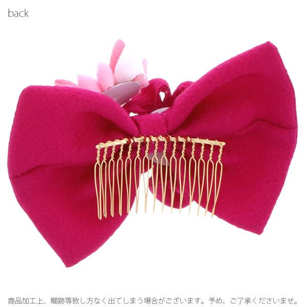 お花髪飾り 袴髪飾り レトロ