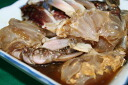 Over crab of dashi soy sauce ( gejang 200 g, soy sauce 100 g )