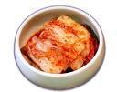 Homemade cabbage kimchi