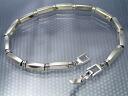 Titanium bracelet /SQUARE MAGIC+2/Type H2