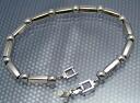 Titanium bracelet /SQUARE MAGIC+2/Type H4