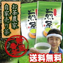 Town of longevity with homemade dried tea 100 g × 2 Sencha Japan tea shipping included final bargain since the 1000 yen 05 / 18 ordered us ships will green tea