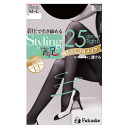 Styling satisfied 25 denier wearing pressure tights, black (L-LL size) «»
