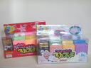 Crushed Pucci Creative KIT 2 pieces set (pastel and neon glitter colors) / gifts smtg0401