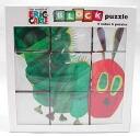 Eric Carle Caterpillar block puzzle (ERiC CARLE BLOCK PUZZLE / toys / toy)