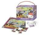 Madeleine puzzle place (MADELINE PUZZLE PLUS)