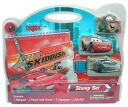 Cars stamps gift set (Disney PIXAR Cars/Stamper Set)