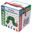 Eric Carle 42 pieces puzzle starving green caterpillar (42 ERiC CARLE Piece PUZZLE/The Very Hungry Caterpillar/ toy / goods)