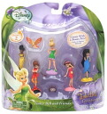 Tinker Bell Mini Figure set ( Tinker Bell)