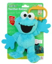 Sesame bead ティーザーベ cookie monster (Sesame Street/Teether Babies/munchkin Corp.)