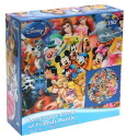 Disney puzzle Circle of Friends (Disney Lenticular Circle of Friends Puzzle 150)