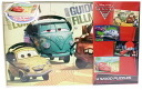 Cars 2 wooden puzzle 4 ( Cars 2 / 4 WOOD PUZZLES)