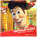 Toy Story lenticular puzzle 1 ( TOY STORY LENTICULAR PUZZLE / baby toys / puzzle)