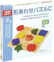 Wooden toys shape matching puzzle C (Artec /ArTeC/7526)