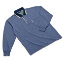 Navy 10P18Oct13 with child antibacterial deodorant processing breast pocket of big size men long sleeves polo shirt neckband jacquard 杢鹿
