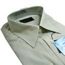 Morphological stability long-sleeved shirt (shirt, dress shirt) ARROW (arrow brand) graph checking (Eriko around-Yuki) 40-84