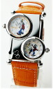 Disney goofy dual time watch