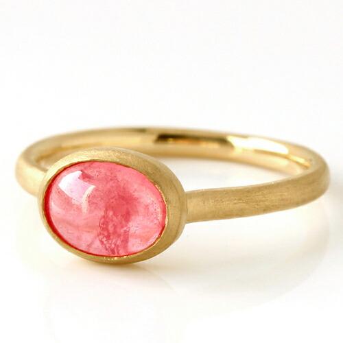 ロードクロサイトの指輪