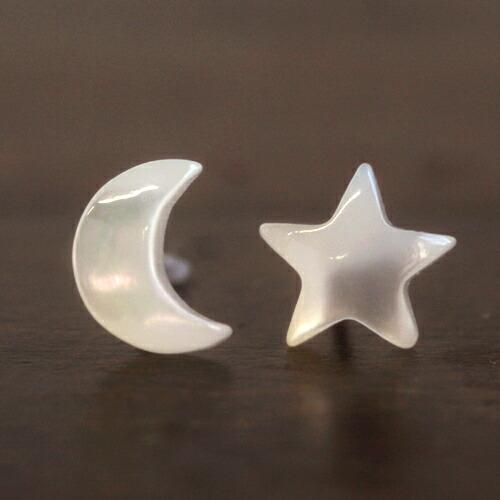 whiteshell流行的月亮和星星