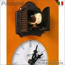 Imported goods: made Italy [pirondini: hanging clock 'brand modern clock antique watch imports gadgets import watch classic clock wall clock European Watch Interior goods' kiraku