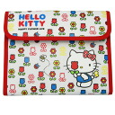 «Review free» mother and child book case the bellows expression (crayon) (Kitty, Sanrio, multicast, じゃばら)