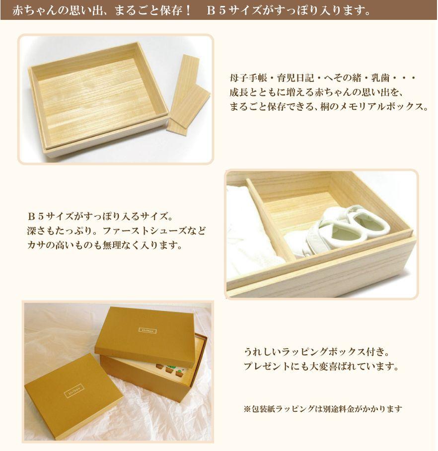 メモリアルボックス