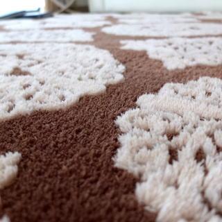 国外钩针地毯 图解