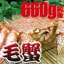 毛蟹660g