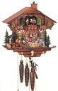Made by Alton Schneider cuckoo clock ( cuckoo clock ) MT1100/9 W 1, volume model cuckoo clocks cuckoo clocks cuckoo clocks wall clock.